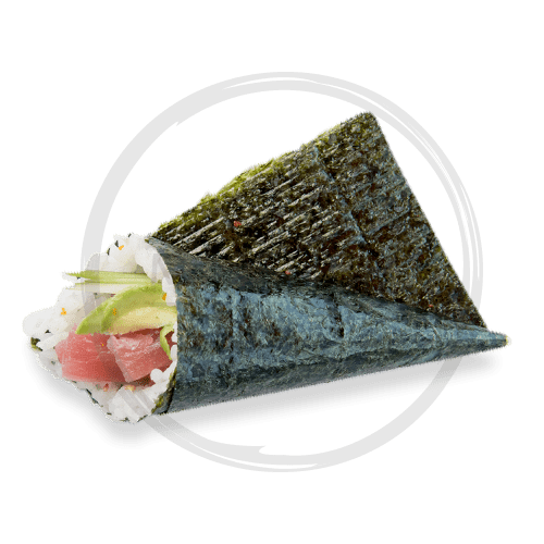 Foto Spicy Maguro Handroll